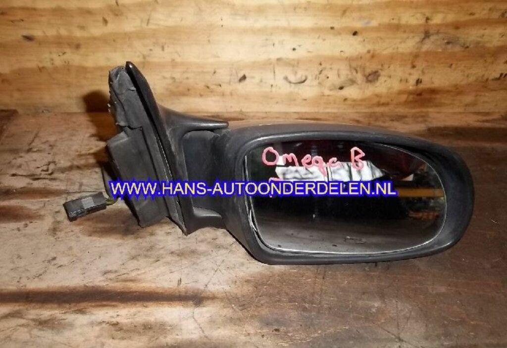 Buitenspiegel R Grijs Opel Omega Wagon B 2.5i V6 Touring