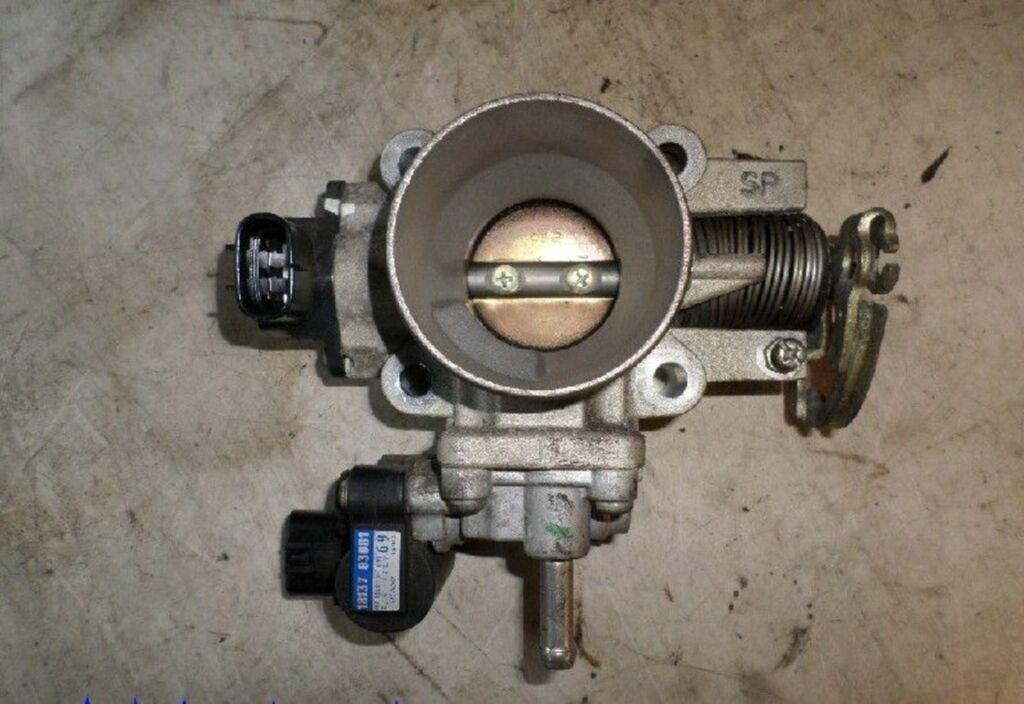 Gasklep-stelmotor  Suzuki Alto III 1.0-16V Twist