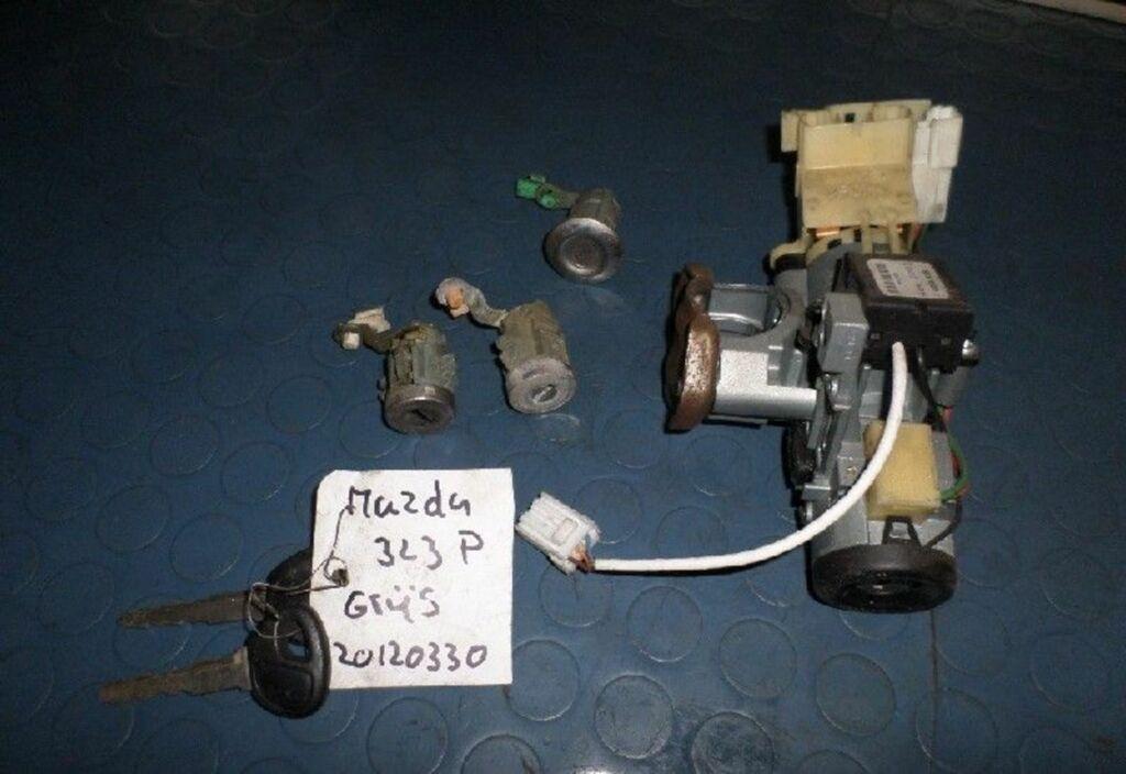 Cilinderslotenset  Mazda 323 P (BA15) Hatchback