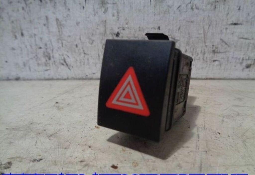 Alarmlichtschakelaar Blauw VW Polo IV 1.9 SDI                       6Q0953235