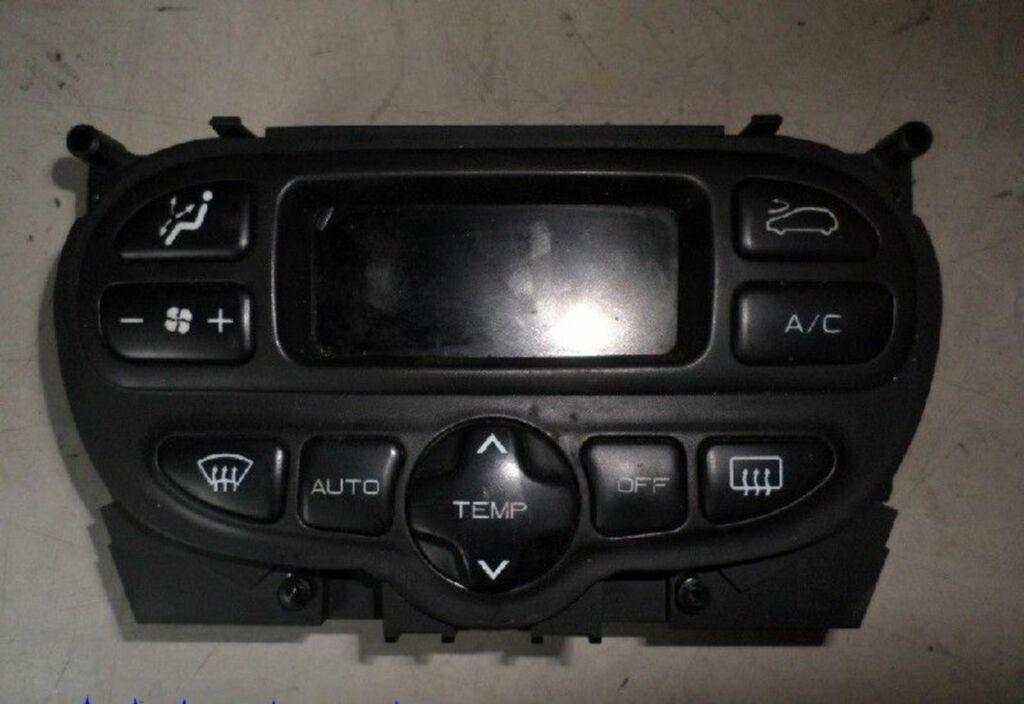 Bedieningspaneel kachel  Peugeot 307 (3A/C/D) Hatchback