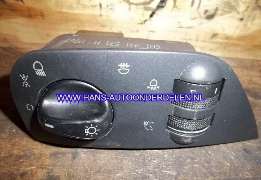 Lichtschakelaar  VW Polo 6N 1.9 D