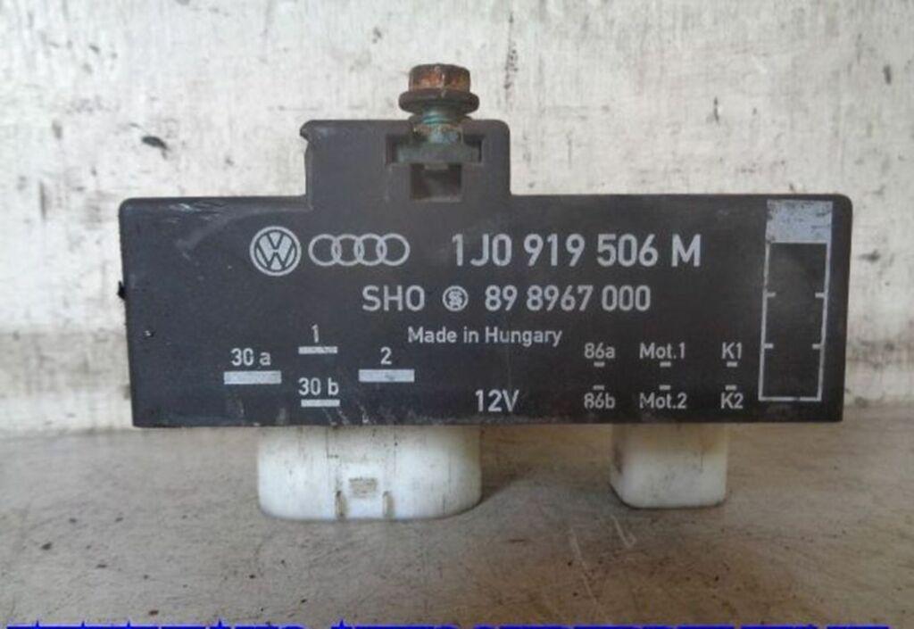 Koelvinweerstand  VW Polo IV 1.9 SDI                       1J0919506M
