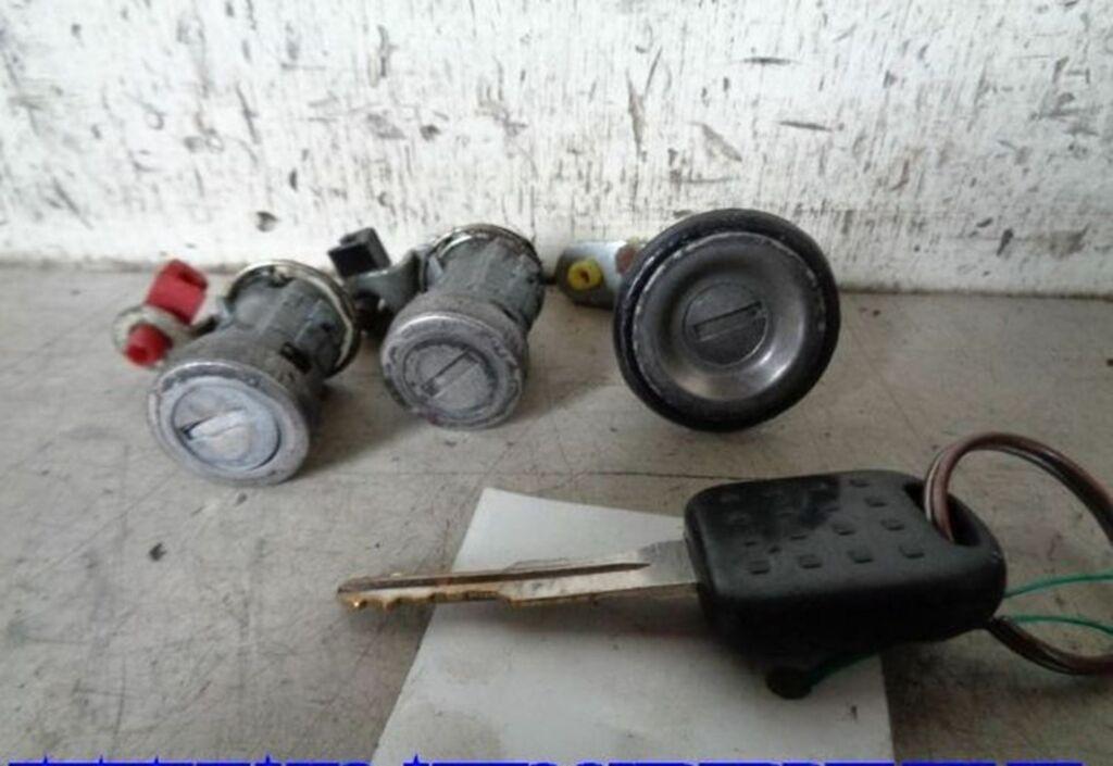 Cilinderslotenset  Suzuki Alto III 1.0 GA