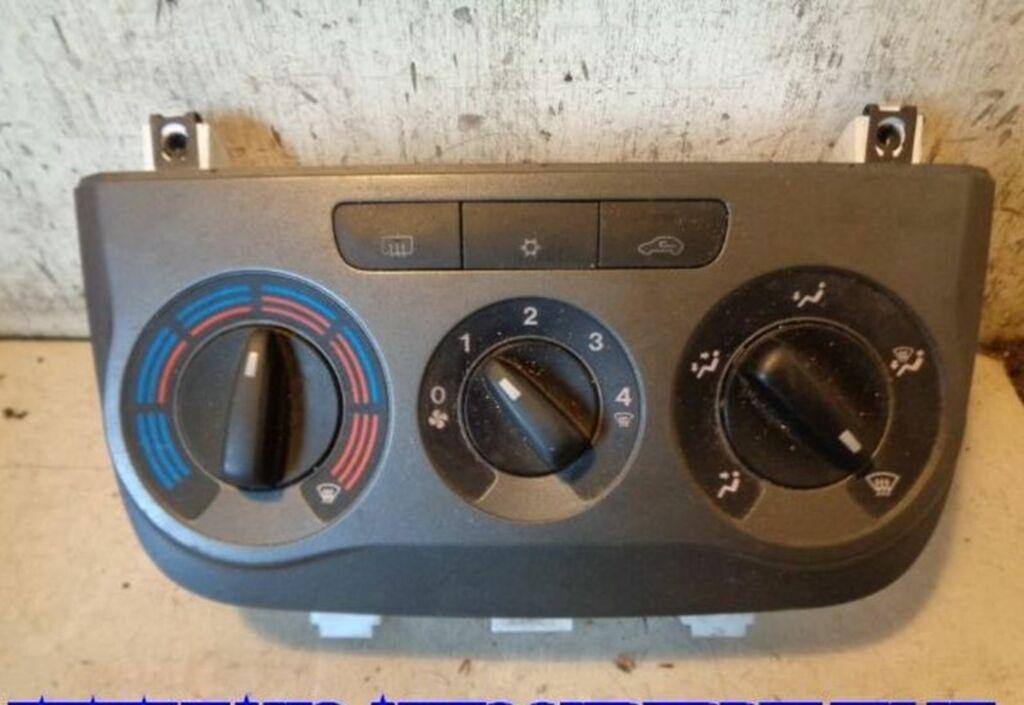 Bedieningspaneel kachel  Fiat Grande Punto 1.4 Active 7354198040