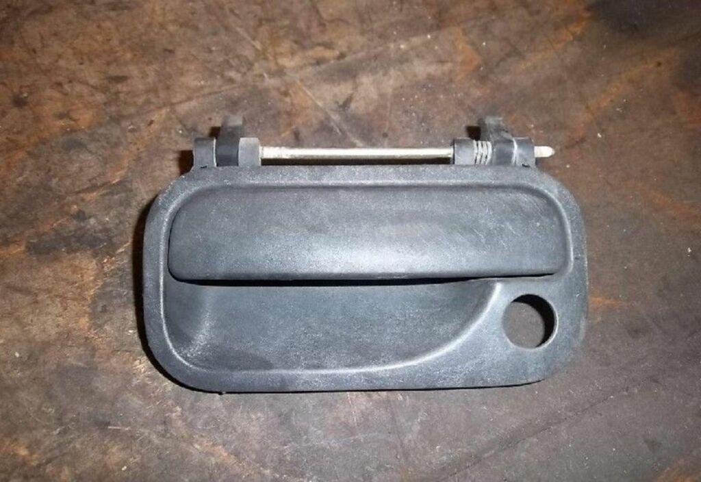 Handgreep deur LV Paars Opel Vectra B 1.6i-16V GL Plus