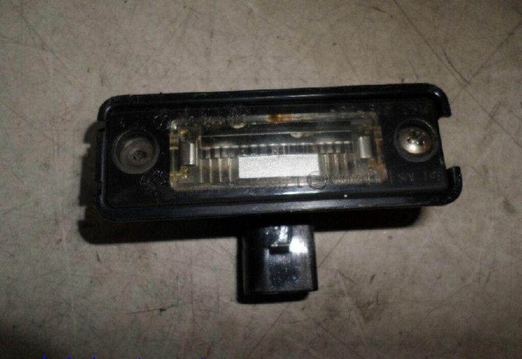 Kentekenplaatverlichting  VW Golf IV 1.4-16V