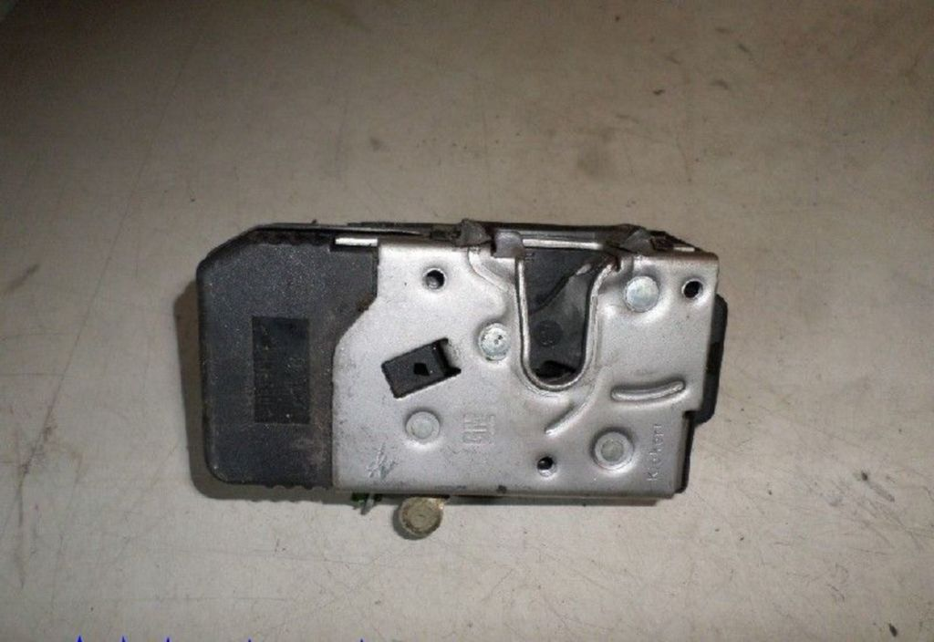 Slotmechanisme deur LV Opel Astra G 1.6-16V Diamond