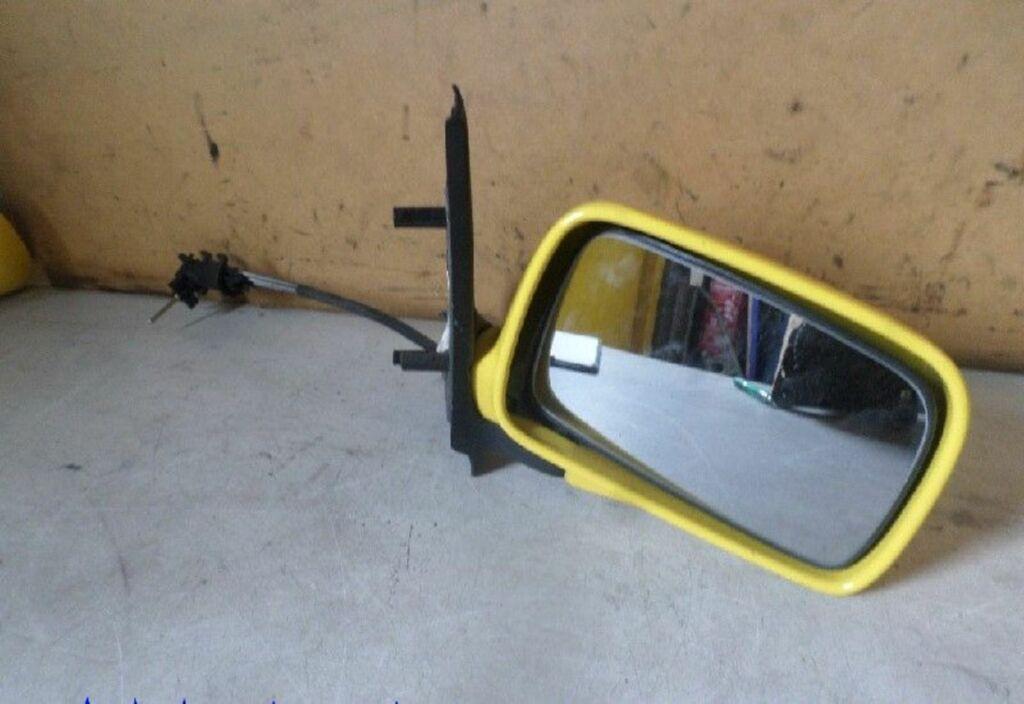 Buitenspiegel R LN1L Geel VW Polo 6N 1.6