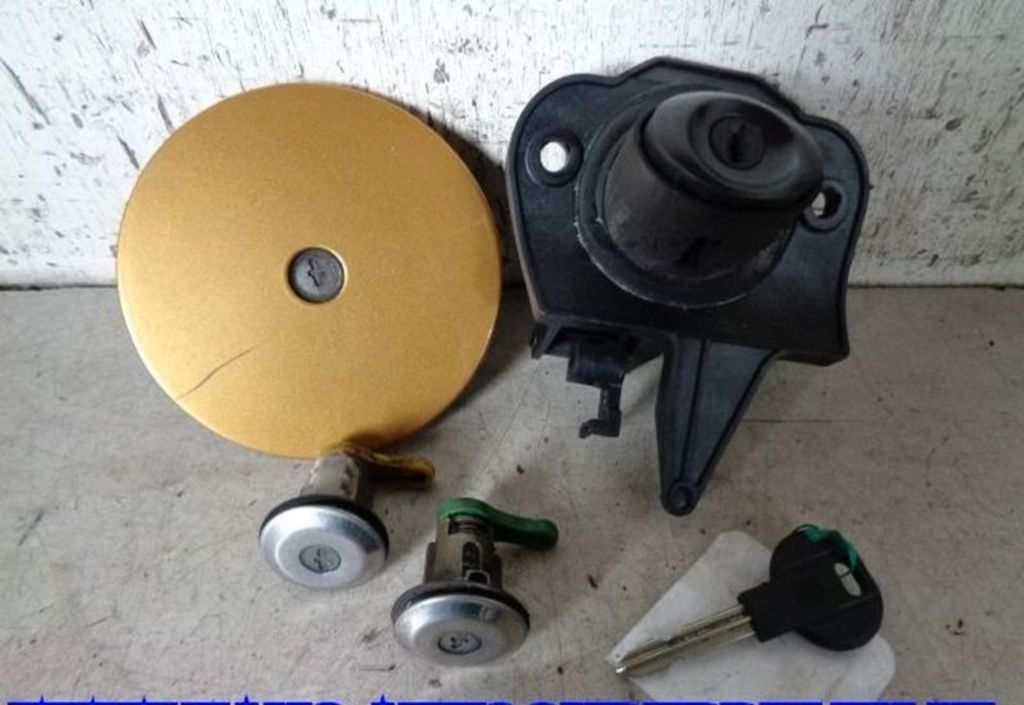Cilinderslotenset  Citroen Saxo 1.5 D Furio
