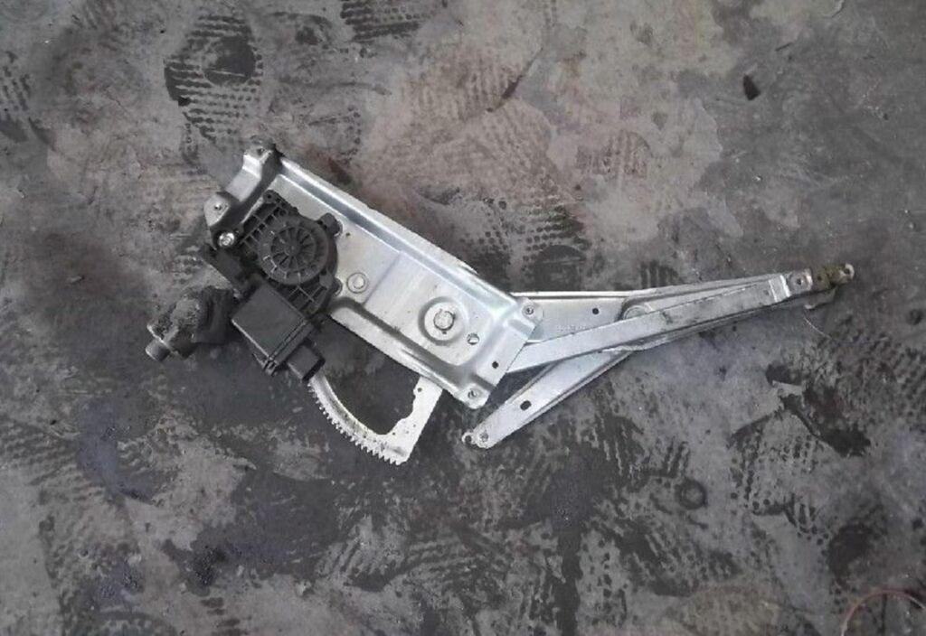 Raammechanisme RV Opel Vectra B 1.6i-16V GL Plus