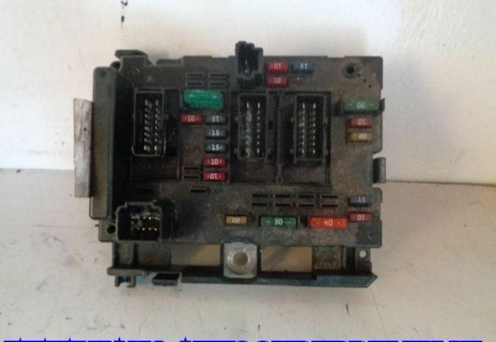 Zekeringkast  Citroen C3 I 1.4 HDi Ligne Ambiance 9650663880