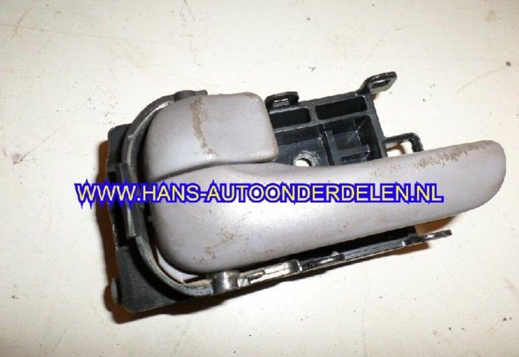 Handgreep deur LV KY5 G Grijs Nissan Almera 1.5 Visia