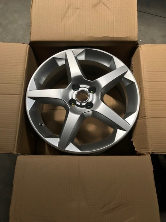 Opel Corsa D Sport Velg 17 Inch 13252601 Auto Recycling Company