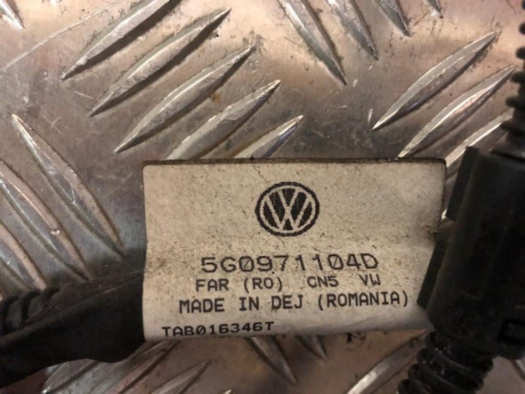 88b6ed8ffe7 Volkswagen Golf VII ('12->) PDC-sensor SET achter 5Q0919275