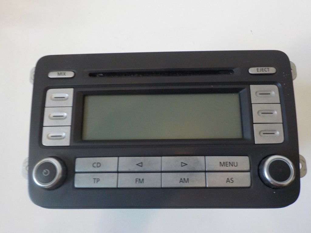 Autoradio mp3 Volkswagen Golf V ('03-'08) 1K0035186R