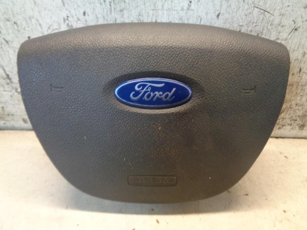 Airbag stuur Ford Focus Wagon II 1.8-16V Ambiente Flexifuel ('05-'11) 4M51A042B85CE
