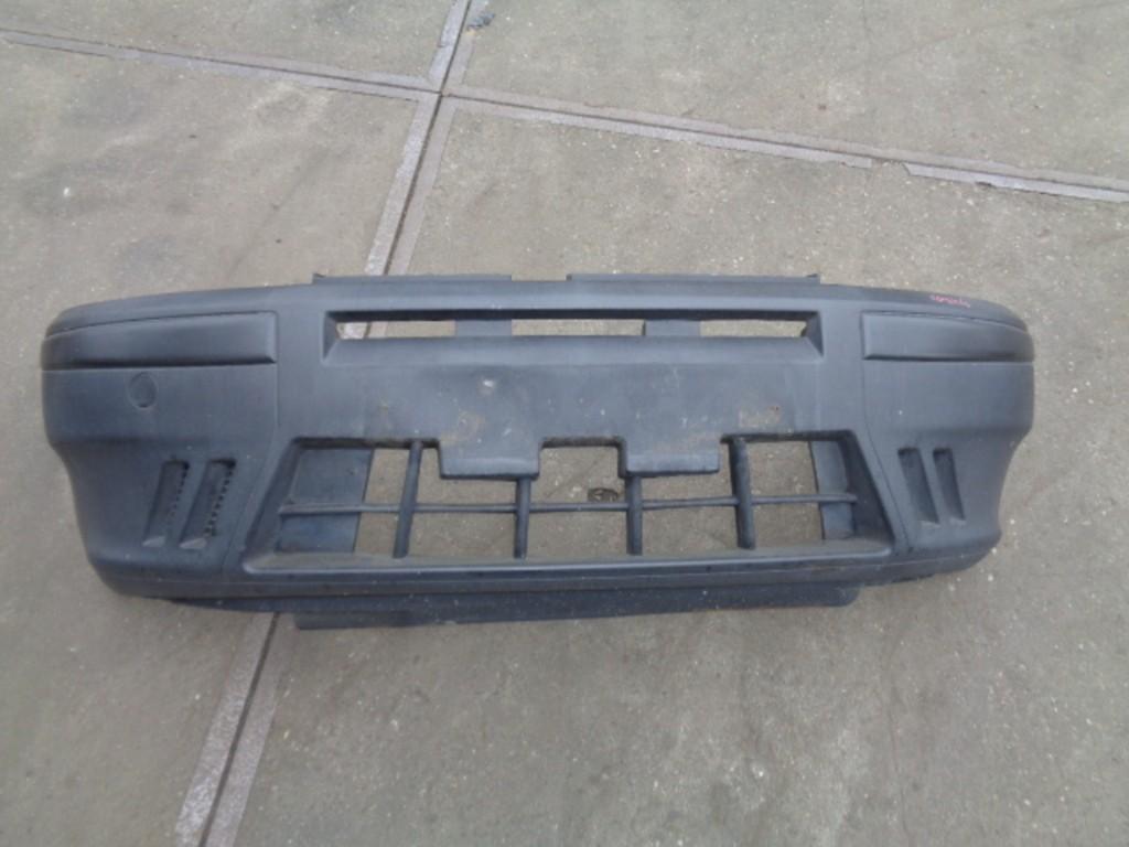 Voorbumper zwart black 601 Fiat Punto II 1.2 S ('99-'05) 6001072013