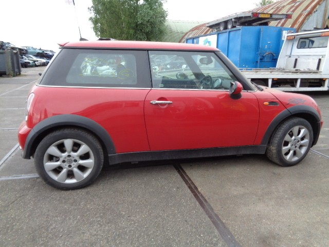 Buitenspiegel rechts rood chilli red Mini R50 1.6 Cooper ('01-'06) 51167191924701