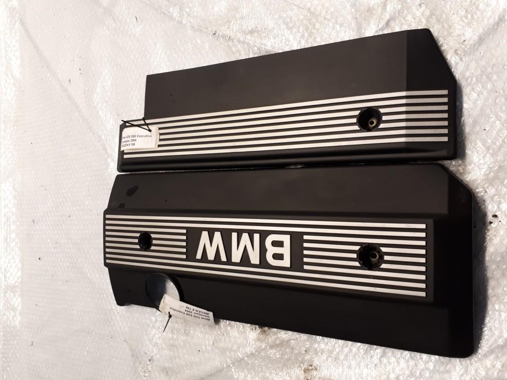 Afdekkap motorBMW 5-serie E60 525('03-'07)m54 b25 (256s5)