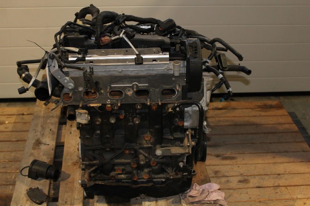 Motor voor Onderdelen 1.6TDI CXM 115PK VAG