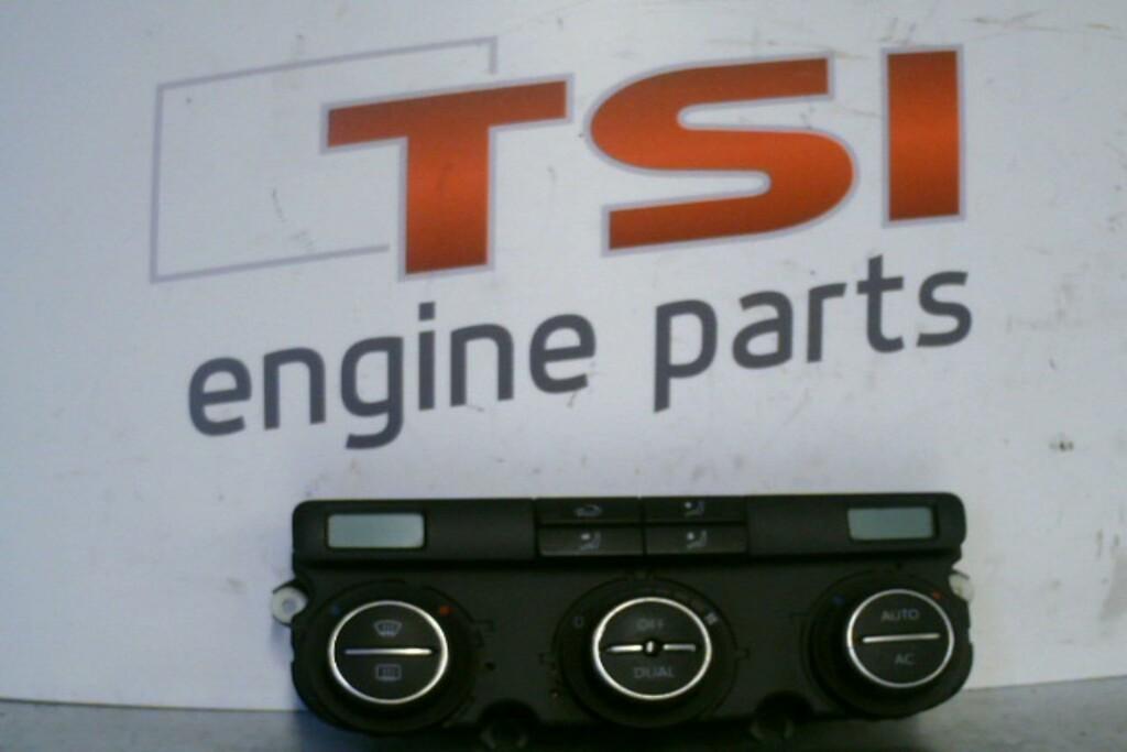 Bedieningspaneel kachel 1K0907044CP VW Golf V 2.0 TFSI GTI