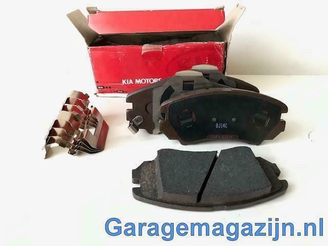 Remblokset voor Hyundai Coupe / Sonata / Tucson Kia Magentis