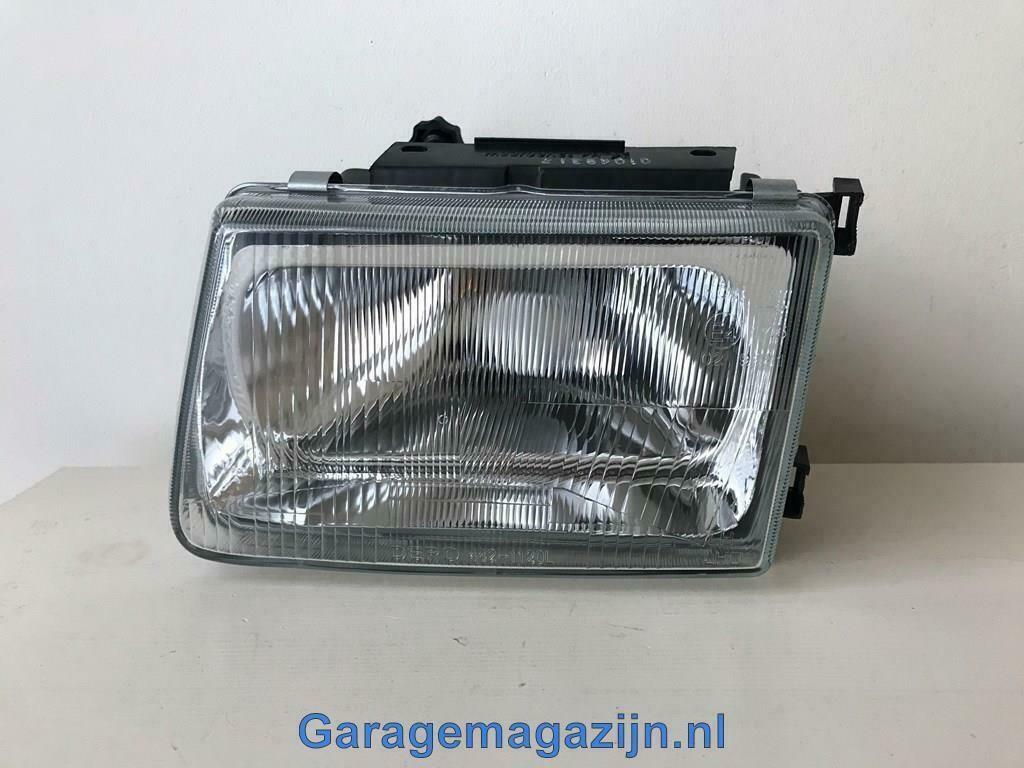Koplamp links H4 Opel Corsa A (S83) Depo 442-1120L-LD-E