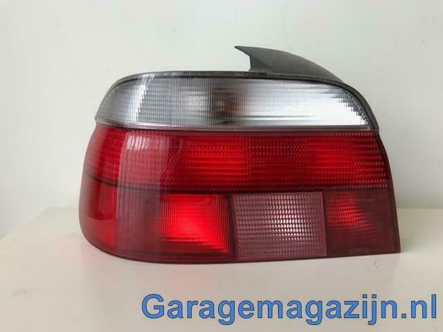 Achterlicht links 2496297 BMW 5 Sedan (E39) Hella