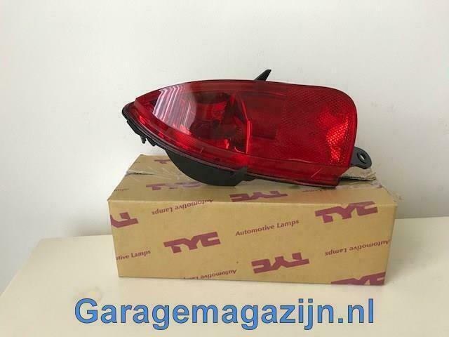 Mistlamp achterzijde Opel Corsa C TYC 19-0150-01-2 13118662