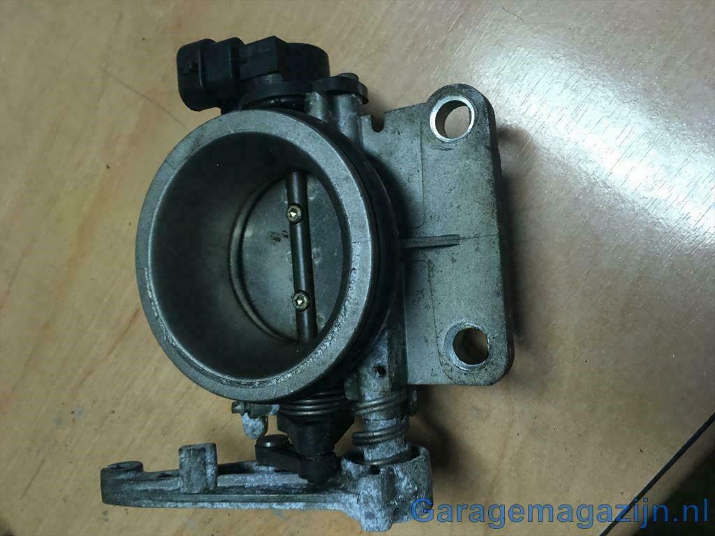 Gebruikt Gasklephuis Aj0010428B Renault Dacia 7700102870   1