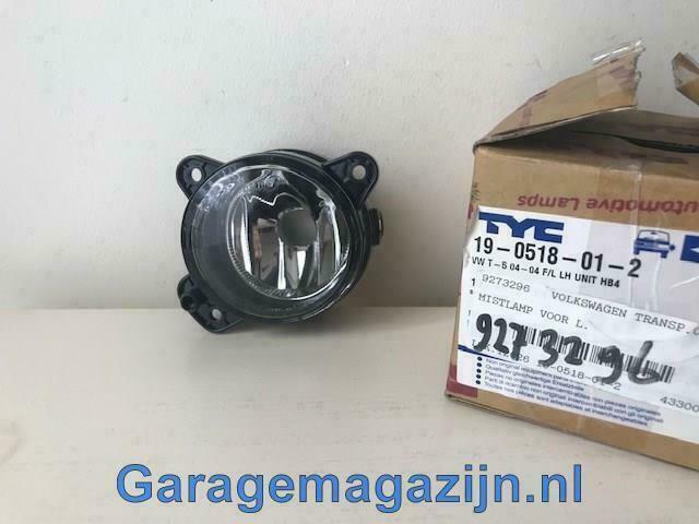 Mistlamp links Hb4  TYC 19-0518-01-2 VW T5 7H) / Skoda Fabia