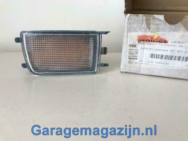 Knipperlicht rechts bumper Golf III / Vento 20456120