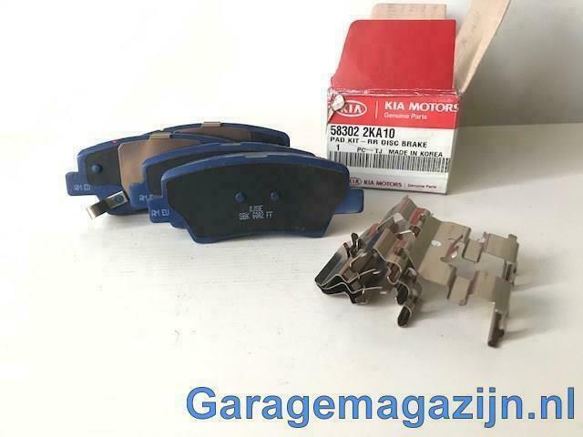 Remblokken 583022ka10 Hyundai i10 / i20 / i30/i40 / tucson/