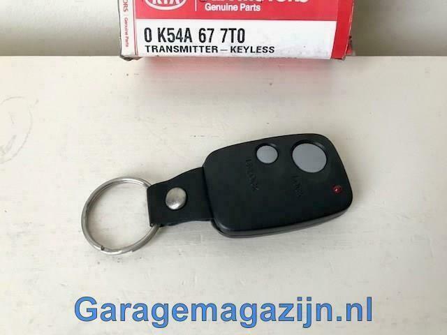 Sleutel Afstandsbediening Kia Carnival 0k54a677t0