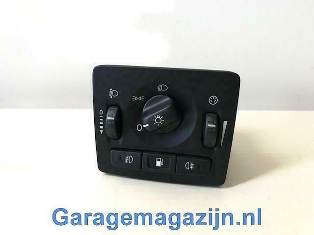 Lichtschakelaar Volvo 30739300 19206 30669736 Nieuw C30, C70
