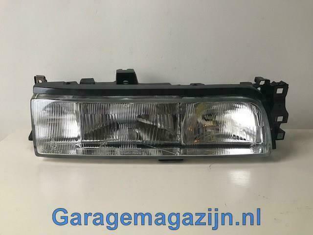 Koplamp Rechts H4, H1, 20-1658-05 Mazda 626 (GD) (GV)  88-91