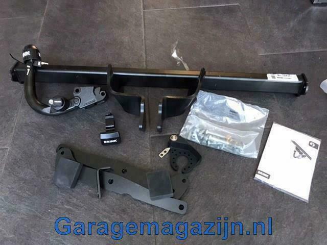 Trekhaak Brink 580500 Suzuki SX4 S-Cross 09/13 - afneembaar