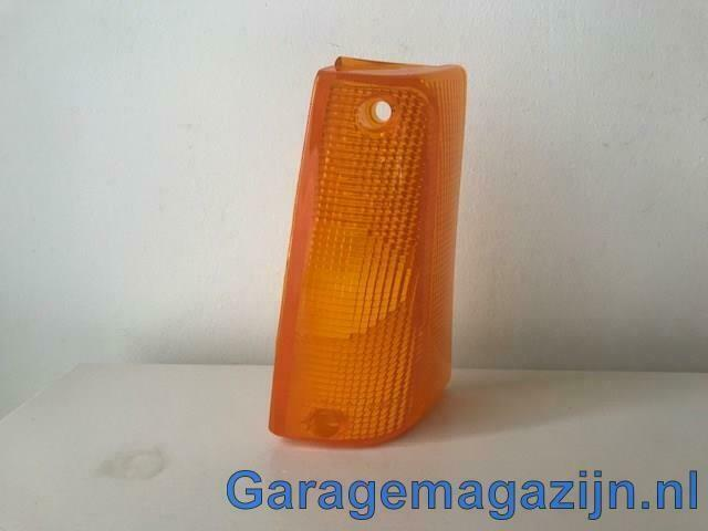 Knipperlichtglas geel links 1708907 Fiat Panda I (141A)