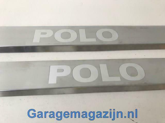 Instaplijst Polo (9N_) ZR 9N5 360 Aluminium Links en rechts