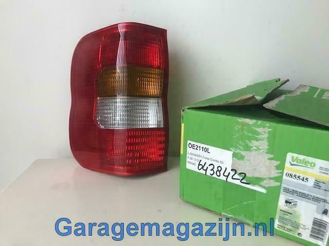 Achterlicht links Opel Combo Valeo 085545 93- Unit