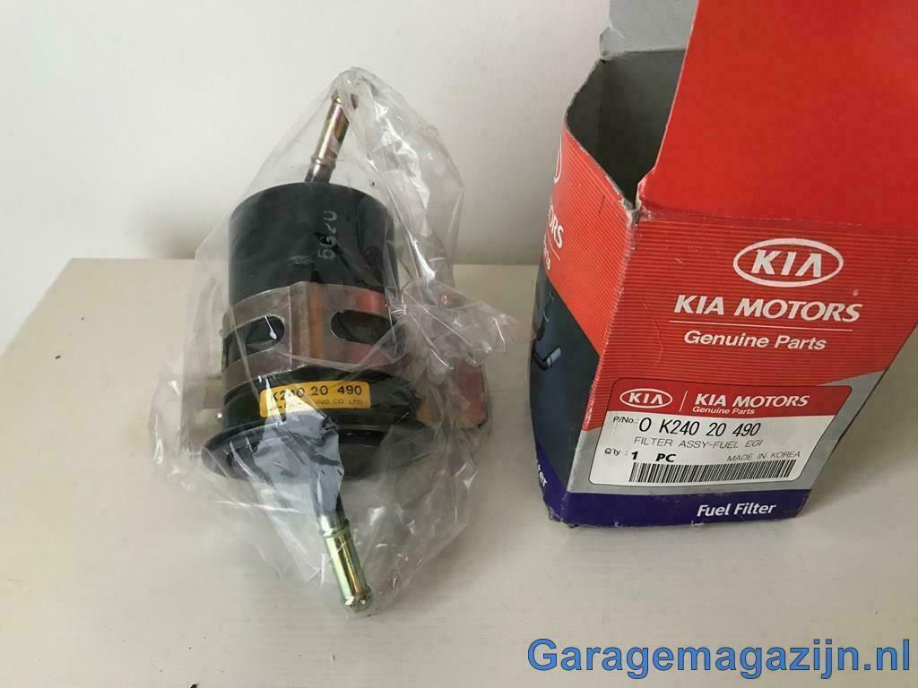 Brandstoffilter 0k24020490 Kia Leidingfilter