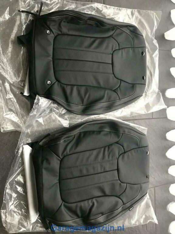 Stoelbekleding zwart Opel Grandland X 5 drs 95528145 9552814