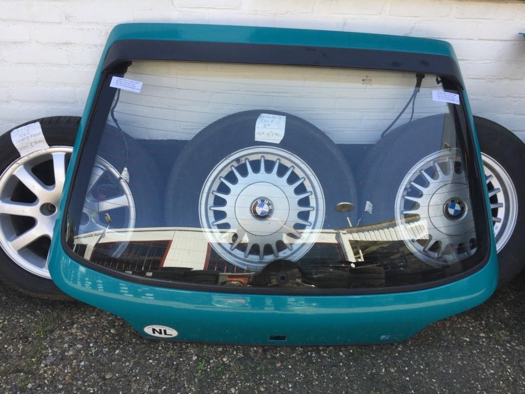 Achterklep origineel bleu bermudes Peugeot 306 ('93-'02)