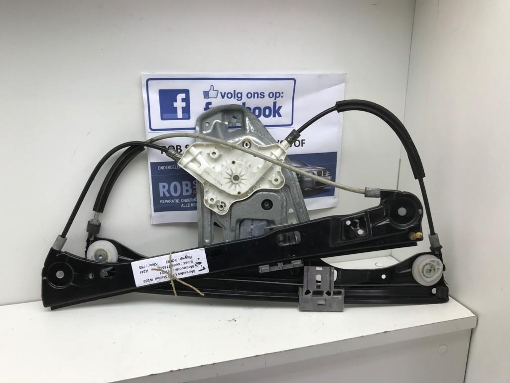 Raammechanisme linksvoor  Mercedes C-klasse Combi S203 180