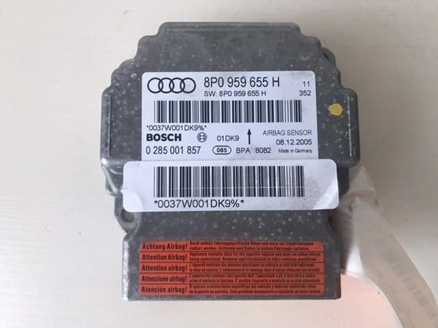 Airbagmodulebosch 8P0959655H Audi A3 8P