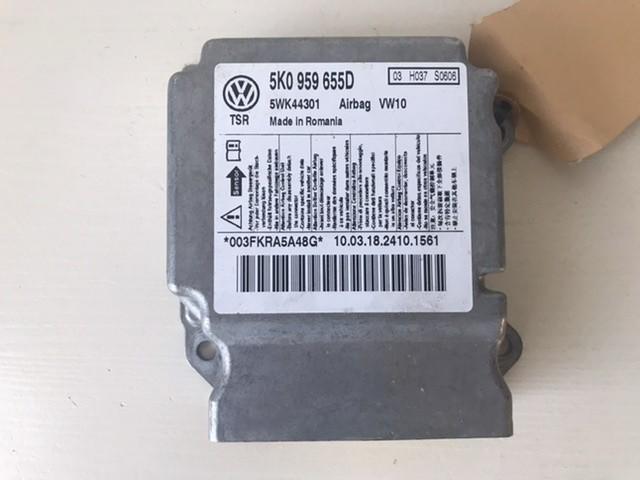 Airbagmodule 5K0959655D Volkswagen Golf VI