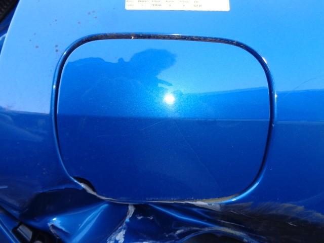 Tankklep blauw bleu extreme effet terna metallic Renault Clio III 1.2 Authentique ('05->) 8200290088