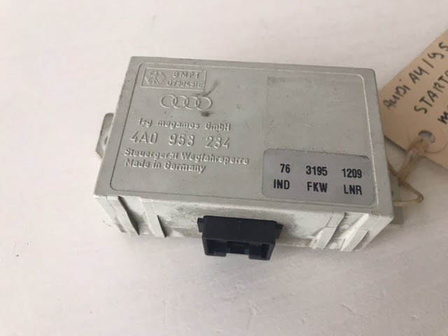 Startonderbreking 4A0953234 module Audi A4 1.8
