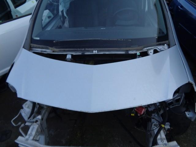 Motorkap metallic grijs gris platine ted69 Renault Modus 1.2 TCE Night & Day ('04-'12) 7751478385